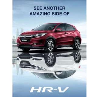 Honda hrv 0% GST