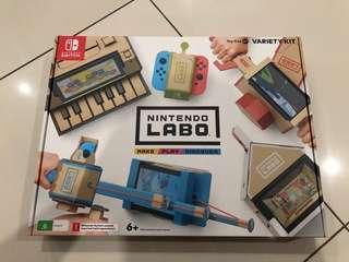 Nintendo Labo (Variety Kit)