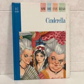 1986 Cinderella Children's Book- Lucy Kincaid
