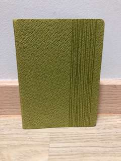 Weave Soft Notebook (A6)