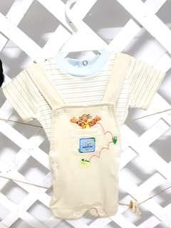 🚚 迪士尼baby2件吊帶套裝~出清