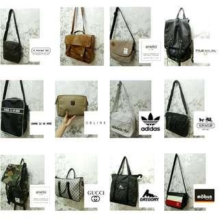 Authentic Men Bag ®