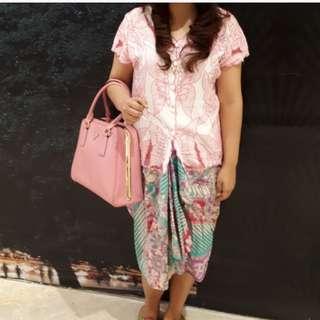 Top Batik fit to XL /  XXL