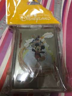 Hong Kong Disney Playing Card