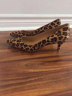 J crew kitten heels - 8 1/2