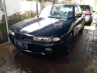 Mitsubishi galant 1995 mulus