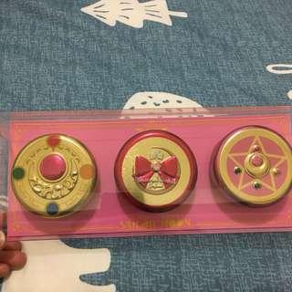 美少女戰士 糖果 三盒入 全新