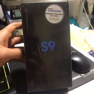 S9 Coral blue model 64GB Local Set