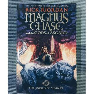 Magnus Chase and the Gods of Asgard - Rick Riordan