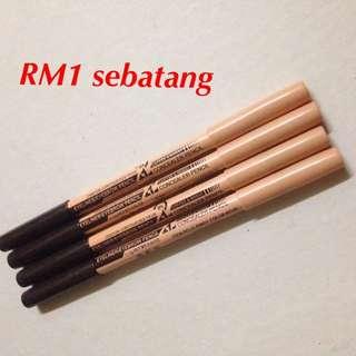 New - MN  2in1 Eyebrow Pencil kod 02