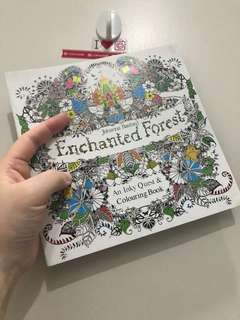 🆕 Enchanted Forest Coloring Book