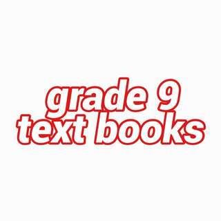 grade 9 text books