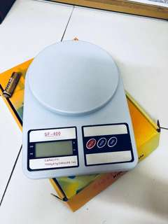 迷你电子称 Mini electronic scales