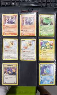 Pokemon TCG Old School Players POP Series Promo Cards!