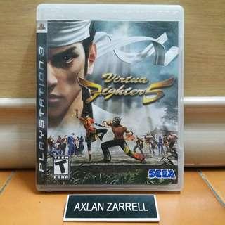 Playstation 3 Games : PS3 Virtua Fighter 5