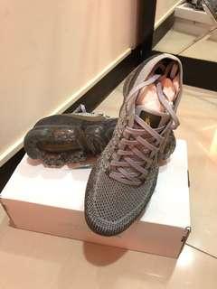 🚚 全新!現貨盒裝Nike Vapormax flyknit  麻花灰出清