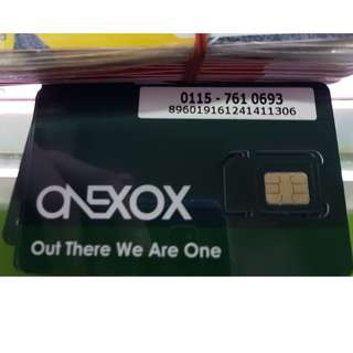Ready Stock Malaysia Maxis,Digi and Onexox Pre-Registered Sim Card For Sales. With Value Or Data Plan!!!
