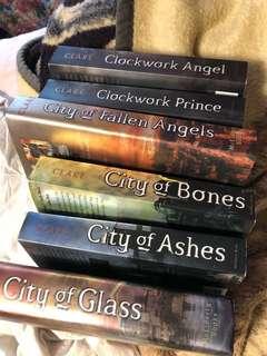 City of Bones full set