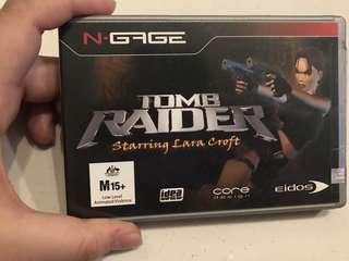 N.Gage - Tomb Raider (Starring Lara Croft)
