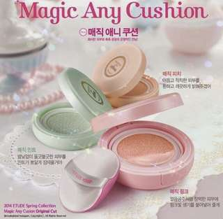 Precious Mineral Magic Any Cushion