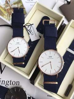 Daniel Wellington Original Bayswater NEW 2018