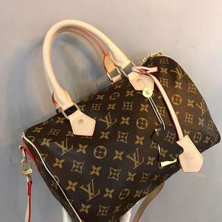 Louis Vuitton Speedy Bandouliere 30 Monogram