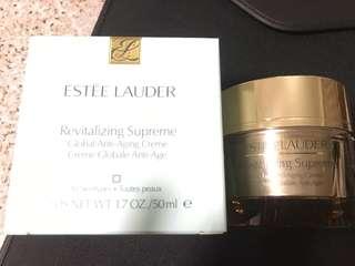 Estee Lauder revitalizing supreme global anti aging cream 50ml 升級新生活膚全能面霜