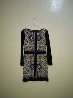 BANANA REPUBLIC Long-sleeved dress