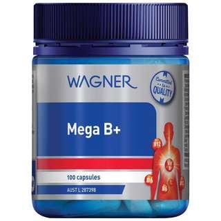 🚚 澳洲代購現貨Wagner 男性B+維他命保健食品