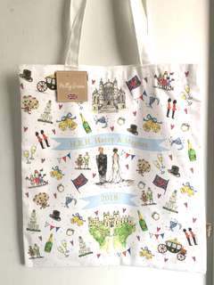Royal Wedding 2018 Harry & Meghan Shopper Bag