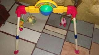 Fitness frame for baby