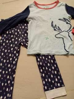 Cotton on kids pyjamas