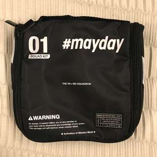 Mayday Life Tour 2018 official merchandise