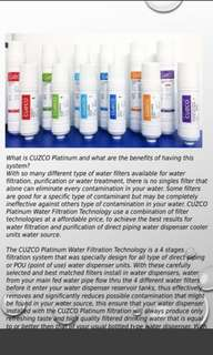 Cuzco Water Filter Replacement