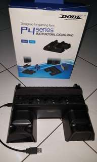 Ps 4 series MULTIFUNCTIONAL COOLING STAND
