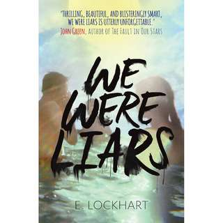 We Were Liars (E. Lockhart)