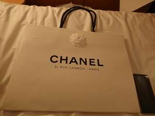 Chanel 正牌紙袋