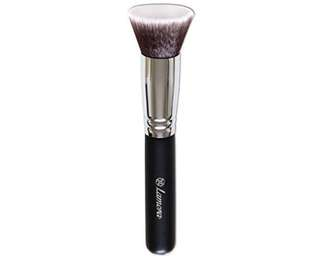 [IN-STOCK] Lamora Foundation Makeup Brush Flat Top Kabuki for Face - Perfect For Blending Liquid, Cream or Flawless Powder Cosmetics - Buffing, Stippling, Concealer - Premium Quality Synthetic Dense Bristles!