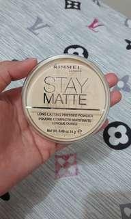 Rimmel pressed powder ORIGINAL U.S