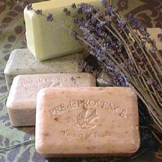French Shea Butter Bar Soap 250g