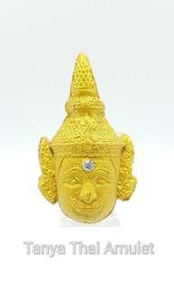 Thai amulets Phra Lak Lp Thar grant wishes bring success