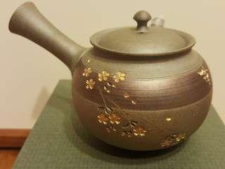 日本青峰燒茶壺(8cm闊)