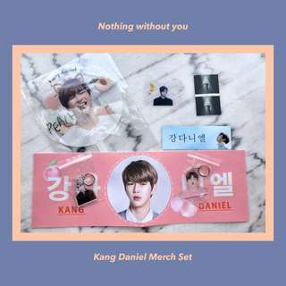 Wanna One Kang Daniel Sets