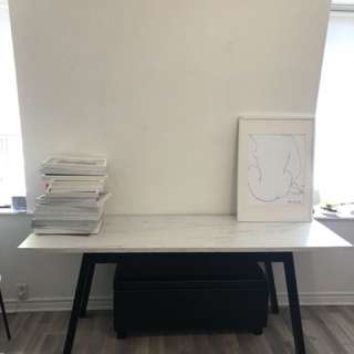 Ikea Hack Table