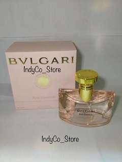 BVLGARI Rose essentiale EDT original singapore