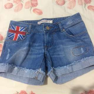 Hotpants Bendera UK