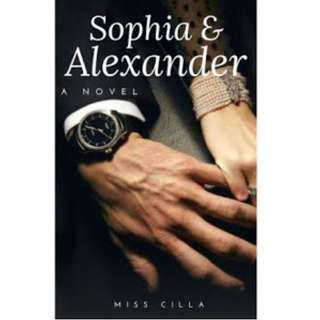 Ebook Sophia & Alexander - Miss Cilla
