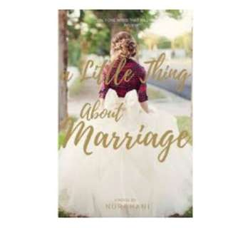 Ebook A Little Things About Marriage - Nurshani