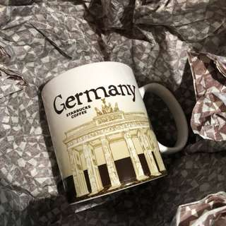 Starbucks Germany Icon Mug