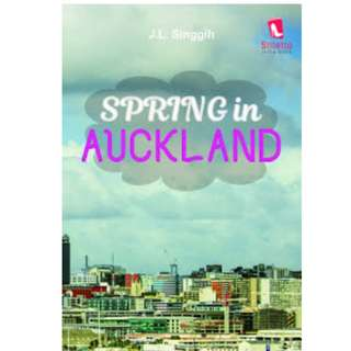 Ebook Spring In Auckland - JL Singgih